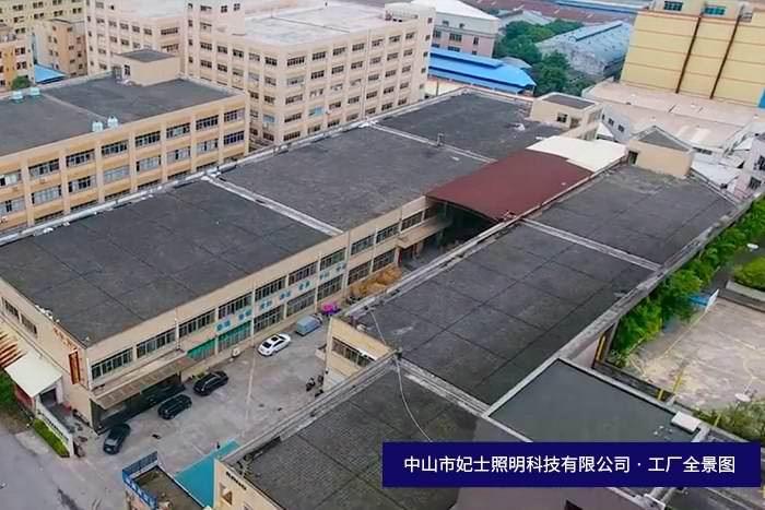 工厂全景图
