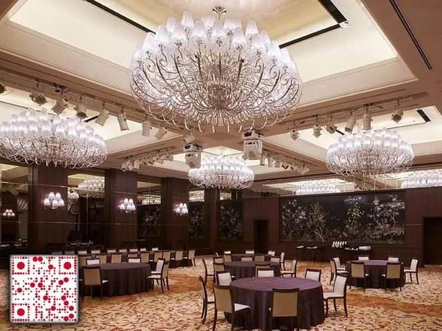 酒店灯具定制,要任性要个性更要高品质性