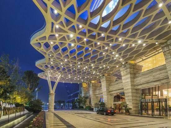 环球中心天堂洲际大饭店