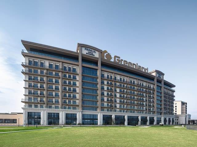 上海三甲港绿地铂瑞酒店