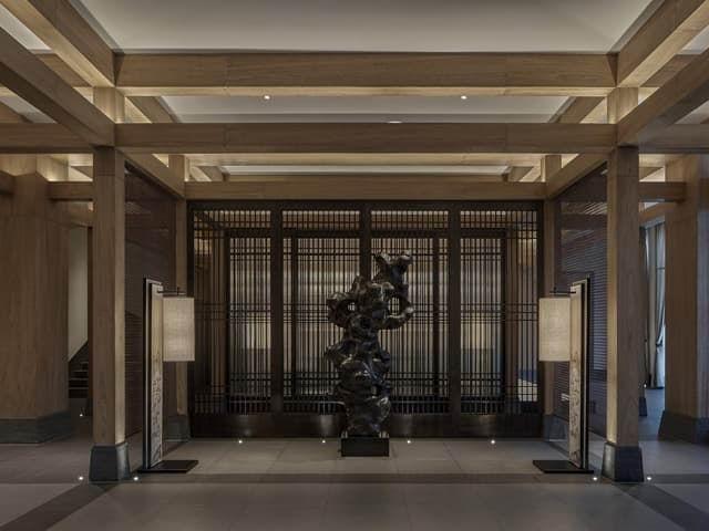 新中式禅意会所