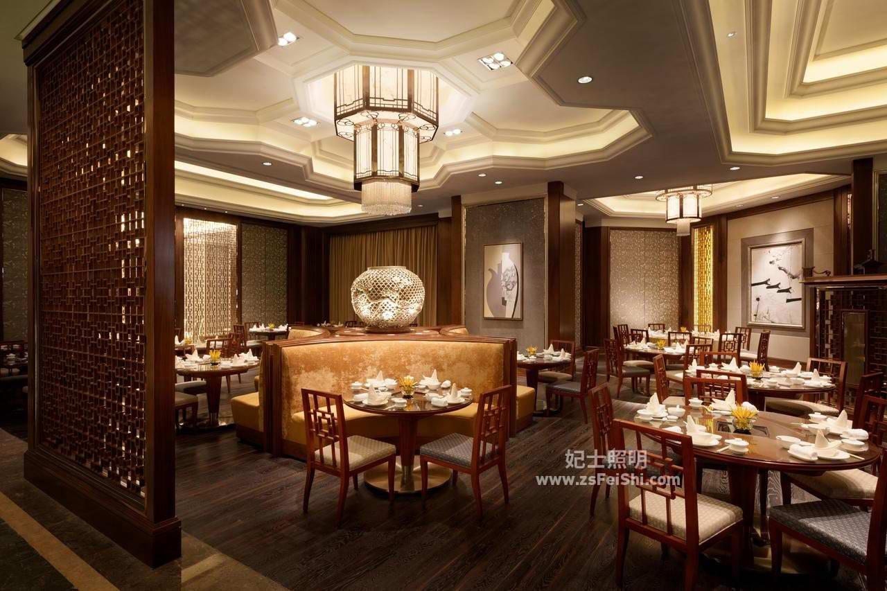 酒店餐厅灯饰