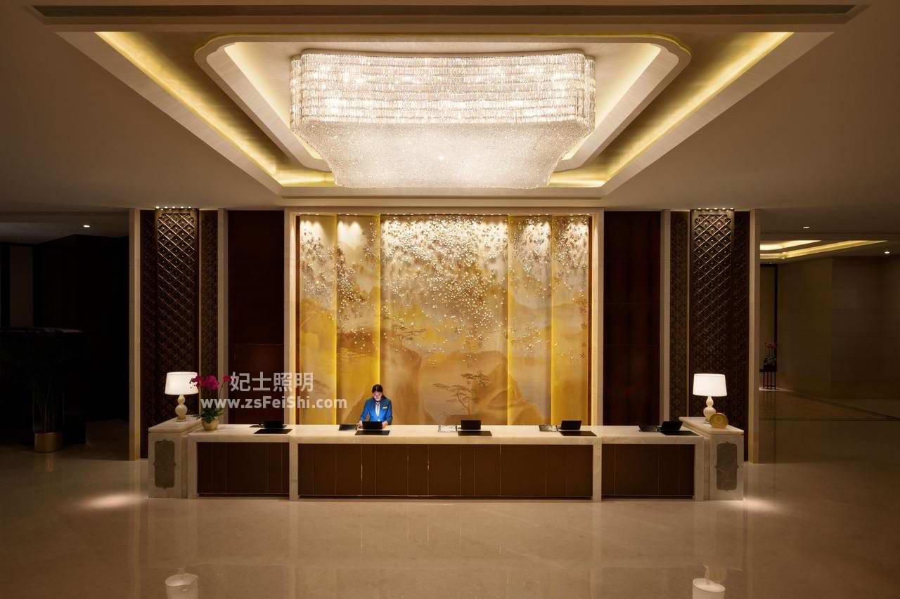 酒店大厅灯具